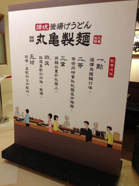 丸龜製麵:{丸龜製麵}台南新光三越中山店B2的 美味現做日本拉麵